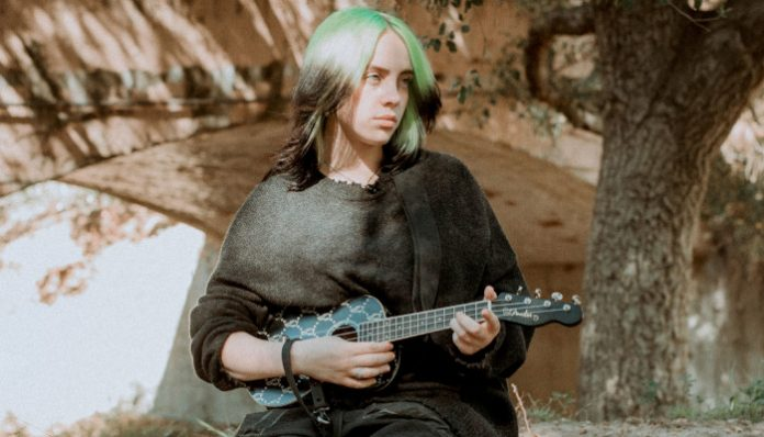 Billie Eilish Signature Fender Ukulele