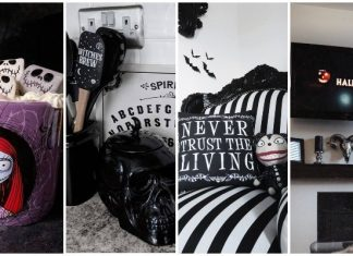 goth decor ideas