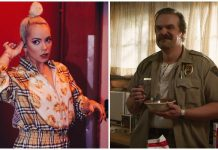 lily allen stranger things david harbour