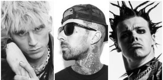 machine gun kelly travis barker blink 182 yungblud