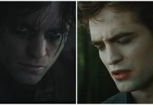 robert pattinson the batman twilight bruce wayne edward cullen