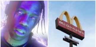 Travis Scott Cactus Jack McDonalds Collab Merch