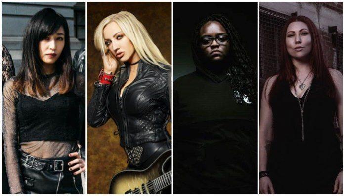 best women in metal