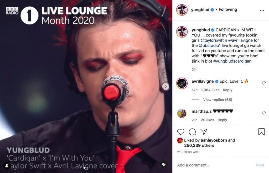 yungblud instagram