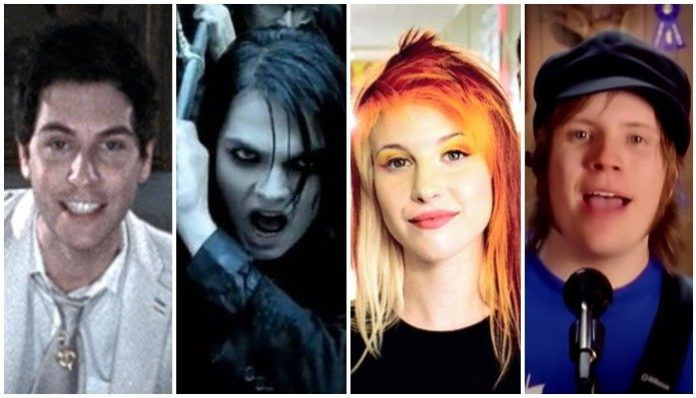 2000s pop-punk vocalists