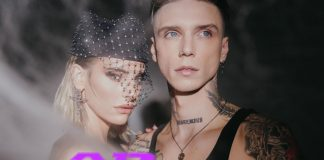 Juliet Simms Andy Biersack Issue 388 Black Veil Brides Andy Black Automatic Loveletter