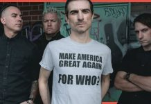 ANTI-FLAG PUNK-ROCK ICONS
