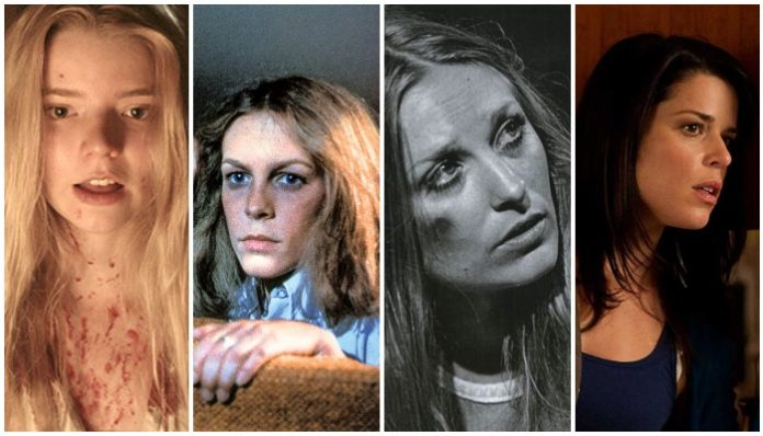 best final girls in horror movies