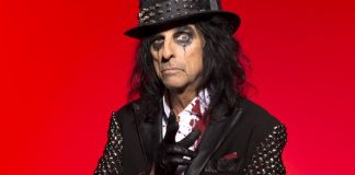 Alice Cooper Spooky Stories Halloween Zoom Airbnb