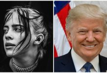 Billie Eilish Donald Trump