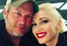 Blake Shelton Gwen Stefani-min