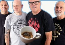 DESCENDENTS COFFEE