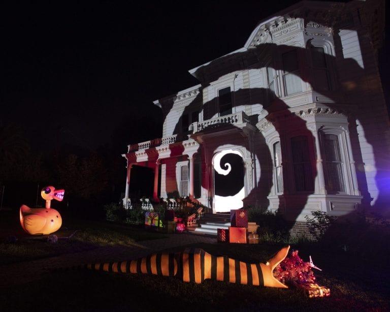 Freeform HallFreeform Halloween-min nightmare before christmasoween