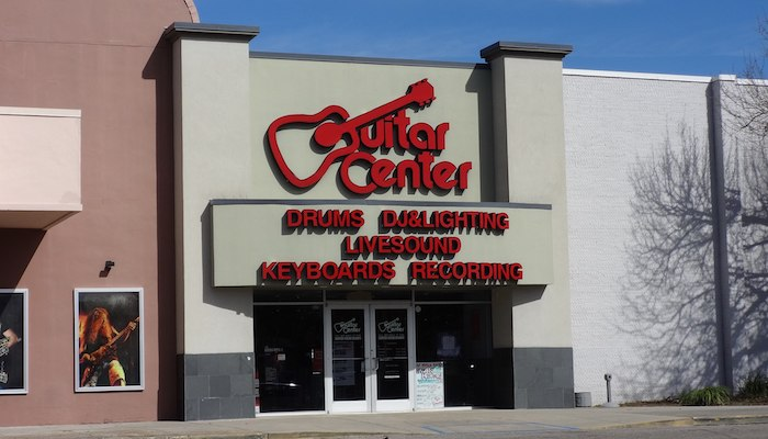 Guitar Center prepares to file for bankruptcy protection