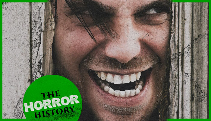 Here's how Ice Nine Kills' Spencer Charnas became a horror fan