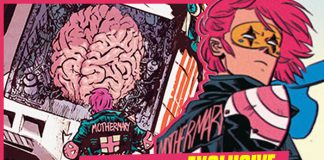 the true lives of the fabulous killjoys national anthem gerard way variant cover art issue 1