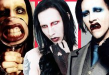 Marilyn Manson era defining looks