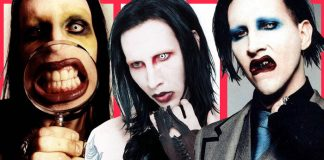 Marilyn Manson era defining looks
