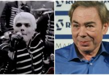 My Chemical Romance Black Parade Andrew Lloyd Webber