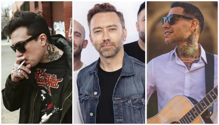 My Chemical Romance Frank Iero Rise Against Tim McIlrath MxPx Mike Herrera Misfits