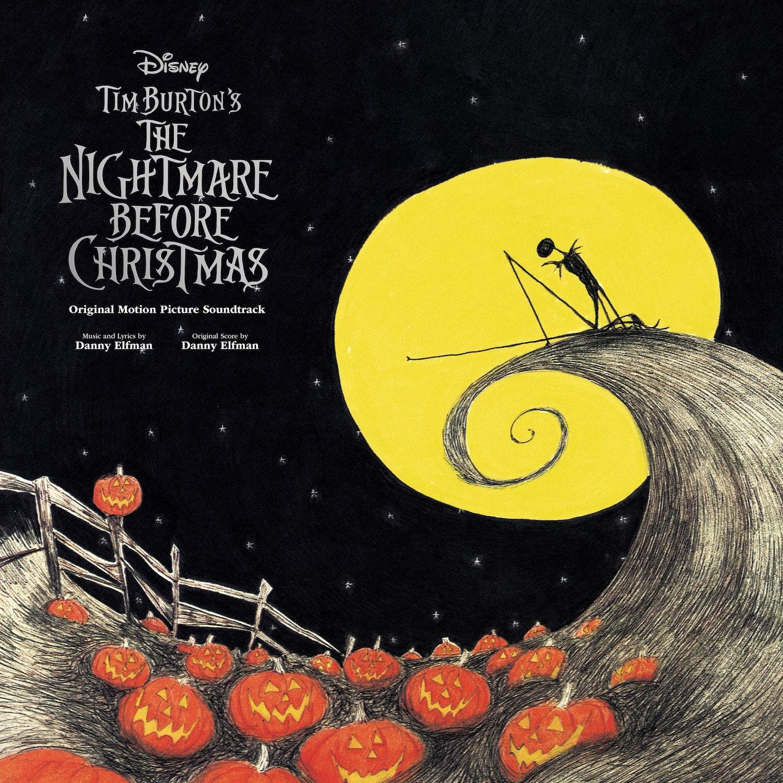 Nightmare Before Christmas Vinyl 1-min