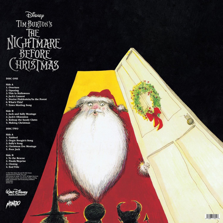 Nightmare Before Christmas Vinyl 2-min