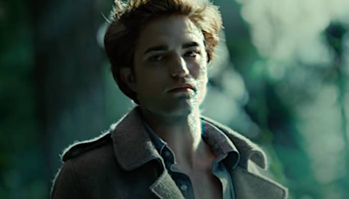 Robert Pattinson returns to 'Twilight' roots for a new vampire role—kind of