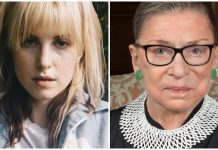 Ruth Bader Ginsburg Hayley Williams