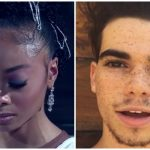 Skai Jackson Cameron Boyce Dancing With The Stars