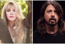 Stevie Nicks Dave Grohl