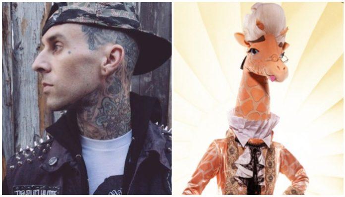 Travis Barker The Masked Singer