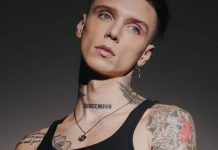 andy biersack andy black 2020