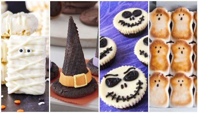 halloween baking recipes