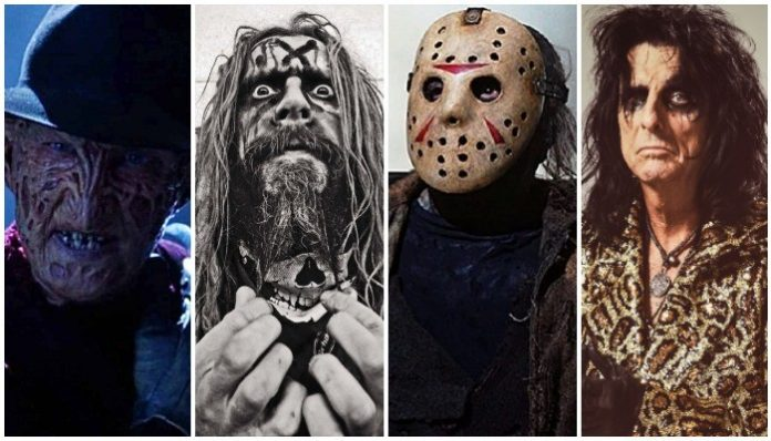 songs inspired by horror movies