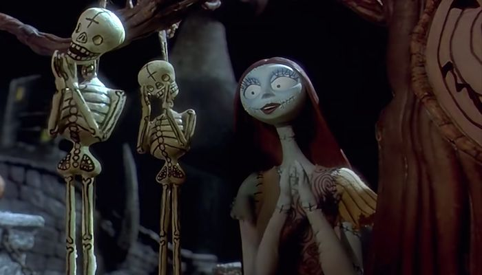 Tim Burton Shows A New Side Of 'Nightmare Before Christmas' With Rare Art