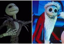 nightmare before christmas hallowen movie