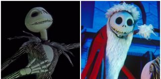 nightmare before christmas hallowen movie