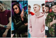 uk pop punk bands new underground emerging artists dude trips, bronnie, royals, a few too many