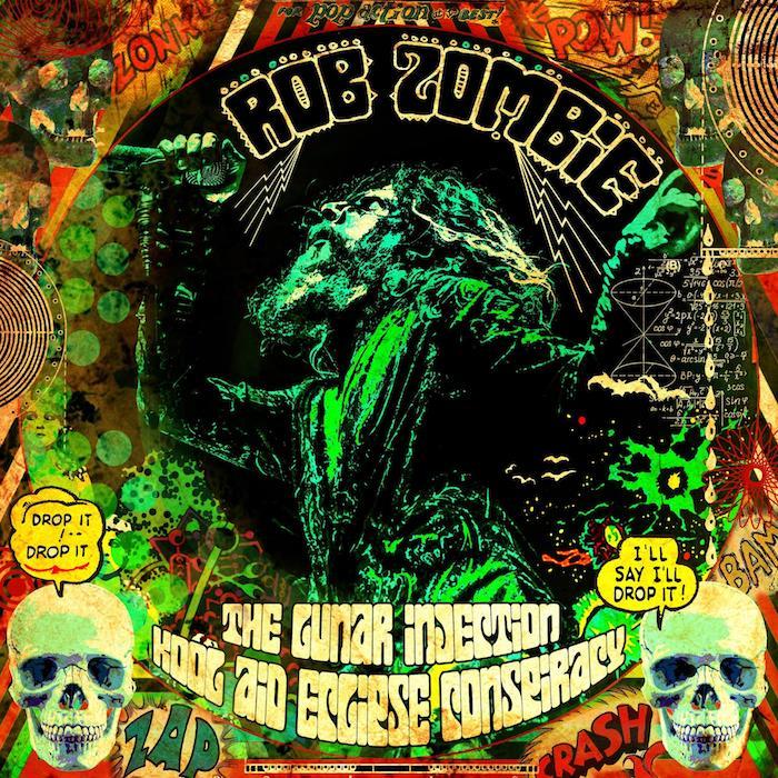 rob zombie album cover