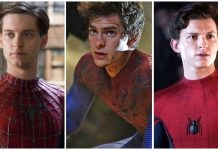 spider man 3 cast peter parker