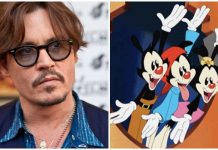 Animaniacs Johnny Depp