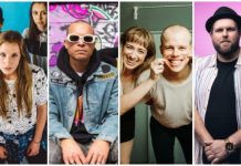 up-and-coming rising australian bands artists pop-punk