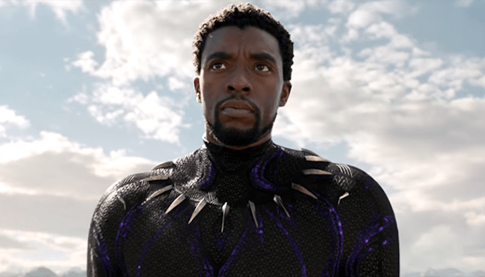 VOTD: Marvel's Chadwick Boseman Tribute in Black Panther on Disney+