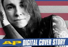 Laura Jane Grace Anti-Flag Bad Religion 2020 presidential election digital cover story