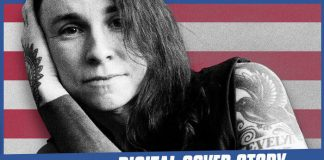 Laura Jane Grace Anti-Flag Bad Religion 2020 presidential election digital cover story