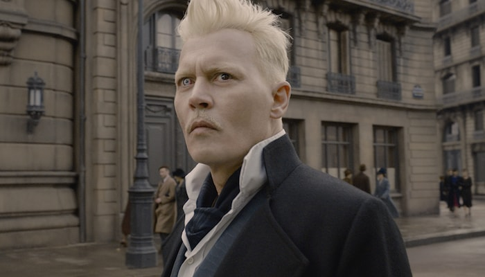 Johnny Depp's reported 'Fantastic Beasts' replacement responds to rumors