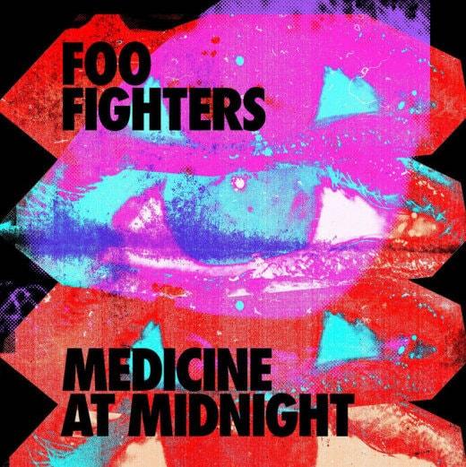 Foo Fighters Medicine At Midnight-min