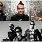 Green Day blink-182