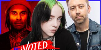 #iVoted Festival Featuring FEVER 333, Billie Eilish, more