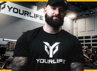 Jake Luhrs August Burns Red Gym Interview